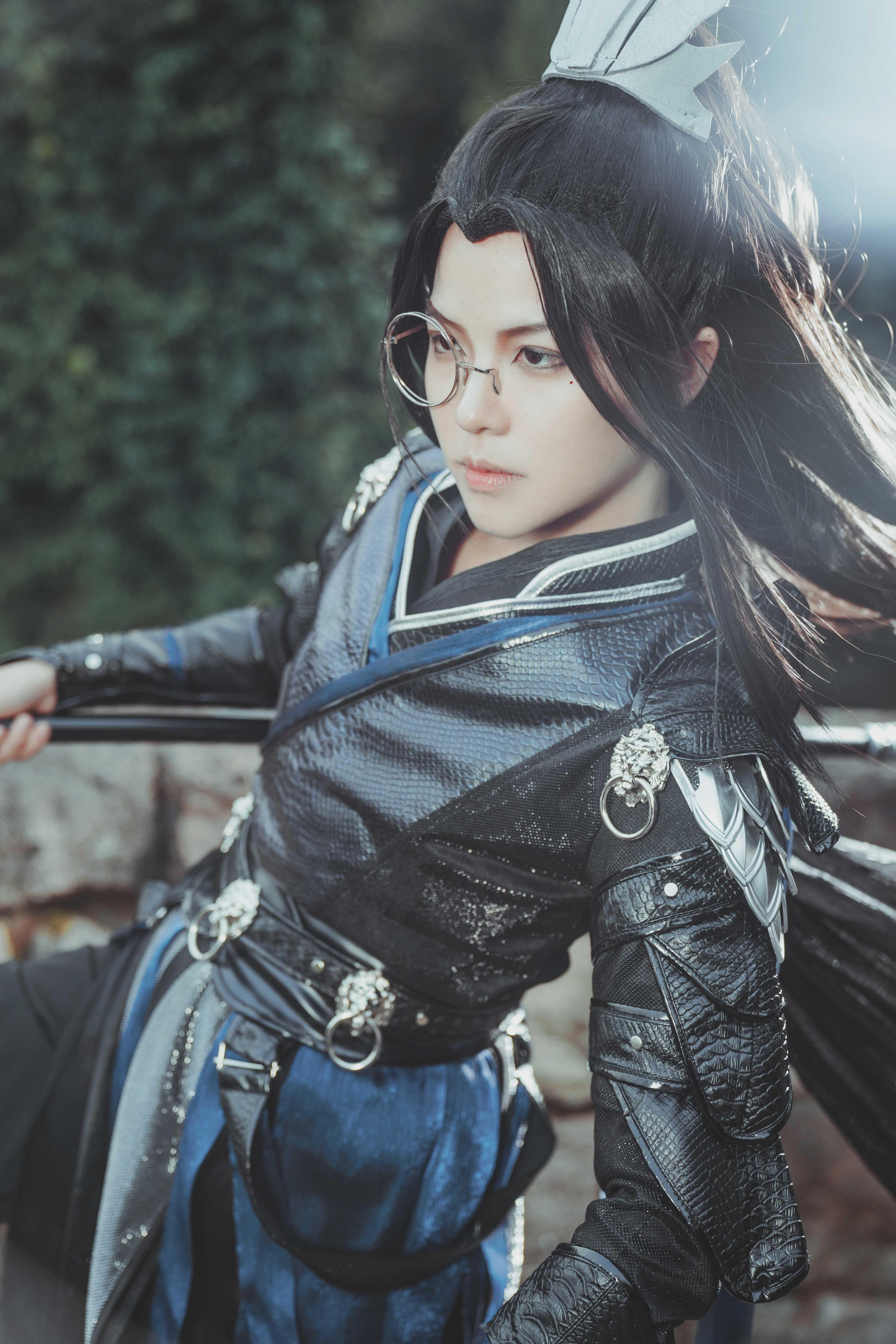 《杀破狼》长顾cosplay【CN:兰灯照剑】-第9张