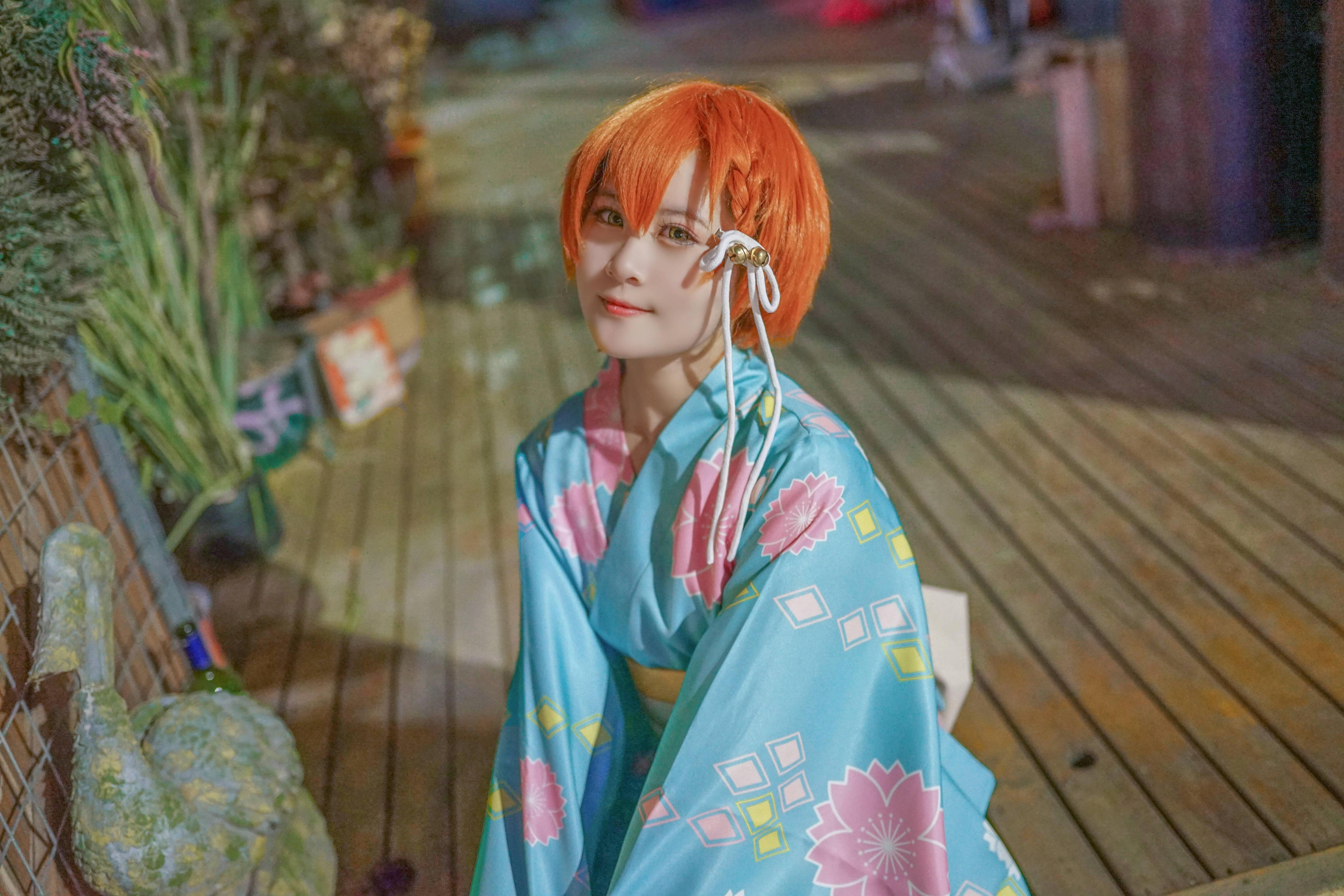 《LOVE LIVE!》萌妹cosplay【CN:_李笑颜Lee】-第12张